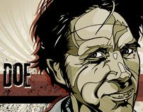 John Doe In-Store Appearance Poster