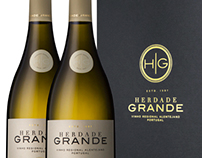 Herdade Grande Wines Packaging 2013