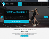 Vina Fitness - Health, Sport, Gyms and Trainers Wordpre