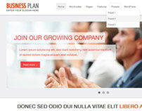 Business Plan - Clean Responsive Wordpress Business The