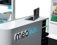 MEO stand
