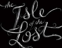 Isle of the Lost Cover type