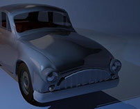 Old 3d renders from 2010