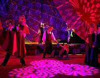"Scenografia i kostiumy do musicalu ""Don Juan"""