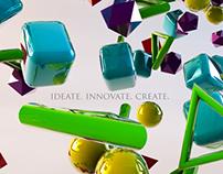 IDEATE. CREATE. INNOVATE.