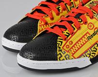 Reebok X Keith Haring Footwear