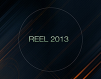 Motion Graphic - Reel 2013