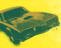 MERCURY CYCLONE 1970