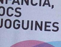 """""""Infància, jocs i joguines"""" Ayuntamiento de Granollers"""
