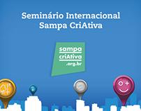 Sampa CriAtiva 2013 - Seminário Internacional