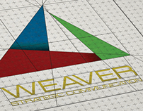 Weaver Strategic Communication Logo Design