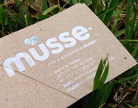 Musse Corporate Card