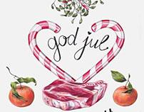 GOD JUL OCH SÖTT KÖTT