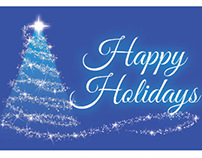 Holiday Cards for UCF Housing & Res Life