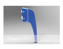 Handpiece REV-1