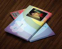 Rainbow Business Card - Vol 2
