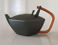 TK Teapot