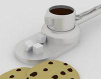 Celebration of the Espresso Coffee
