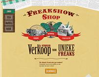 Freakshow shop
