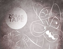 ZORAK TAPE - DOCBATTLE album artwork