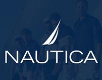 Nautica Web Site