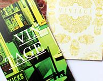 TSUBAKI x Vintage Project