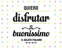 Buonissimo Gelato_Ilustraciones