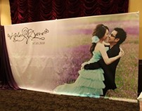 Events Backdrop
