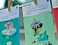 Calendario: Caleilus 2014