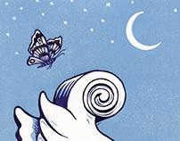 Bird Homestead Illustrations