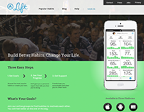 Website Design: Lift