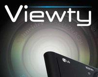 LG Viewty Ad