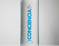 Logotype & Packaging design for Conciencia.