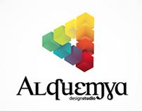 Alquemya Logotype