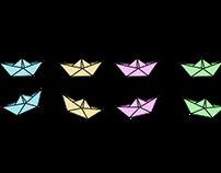 Origami pattern I
