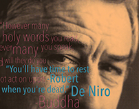 Buddhist and Celebrity Quotes