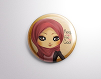 button badge #1