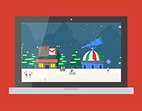 Google Santa Tracker - 2013