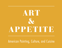Art & Appetite: American Painting, Culture, and Cuisine