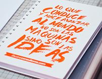 ILUSTRA Notebook 2014