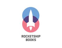 Rocketship Books Identity