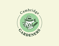 CAMBRIDGE GARDENERS LOGO