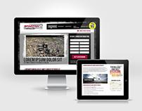 Spartan University - EDU Website
