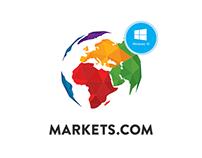 markets.com for win10