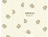 Caixa de vinho - Miolo