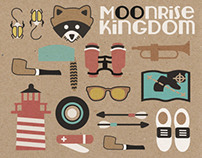 Moonrise Kingdom Packaging