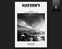 HAYDEN'S Magazine 2013