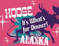 Moose for Dinner!