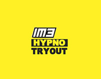 IM3 HYPNOTRYOUT Apps UI/UX Design submission