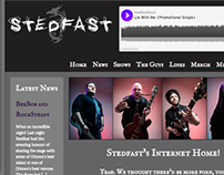 Website Redesign - Stedfast